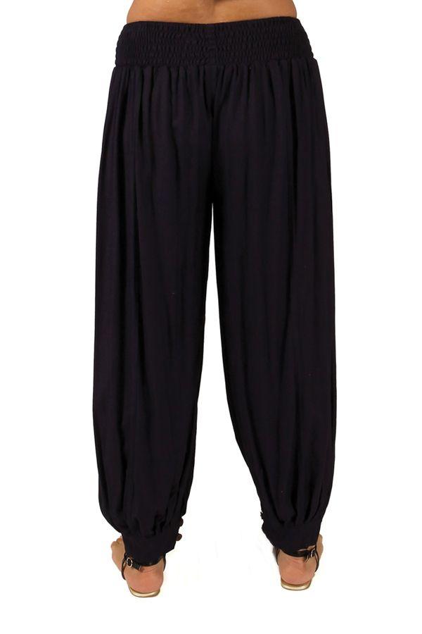 Pantalon Marine Aladin pour femme Grande taille Edena 283785
