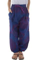 Pantalon original et décontracté pour enfants avec imprimés Tulsa 294239