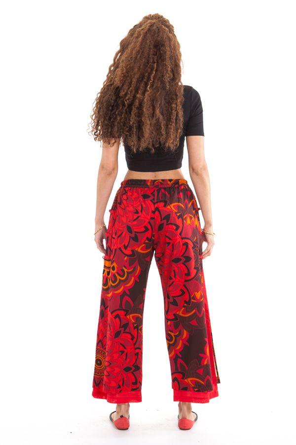 pantalon d ete pour femme fantaisie et original nemo rouge. Black Bedroom Furniture Sets. Home Design Ideas