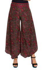 Pantalon patte d'éléphant mode tendance boho-chic Ellie 309726