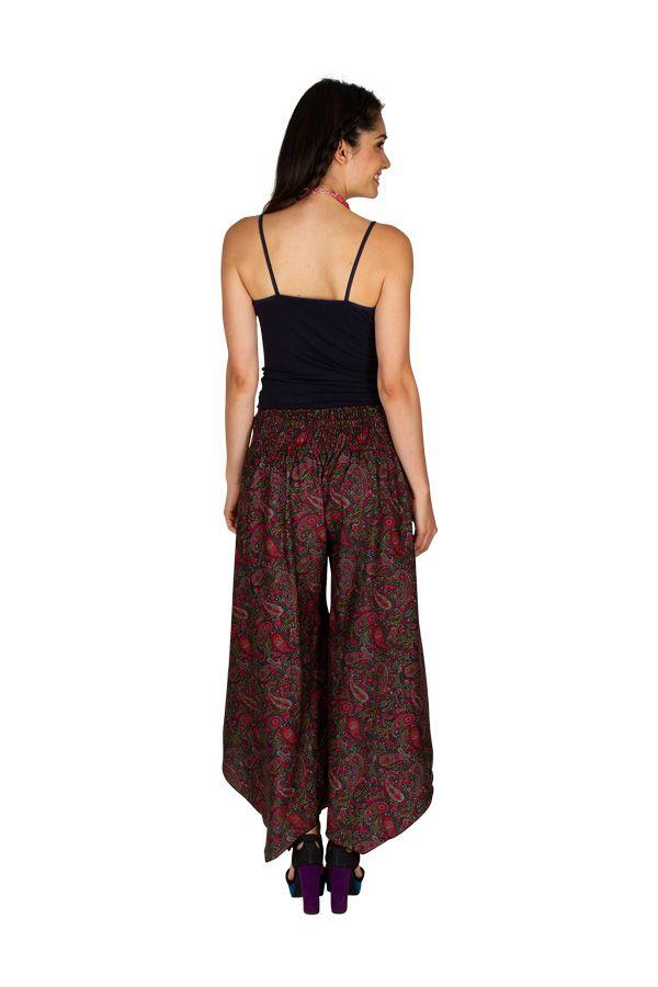 Pantalon patte d'éléphant mode tendance boho-chic Ellie 309728