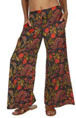 Pantalon pour femme avec une coupe droite et large confortable Vogah 317028