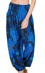 Pantalon pour femme coupe original et bouffante Marie 294506