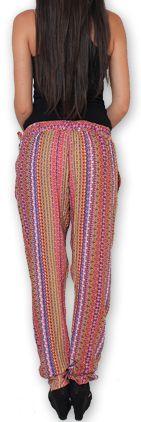 Pantalon pour Femme Ethnique et Original Hally Rose 276503