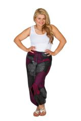 Pantalon pour femme pulpeuse élégant et confortable Krisna 309745