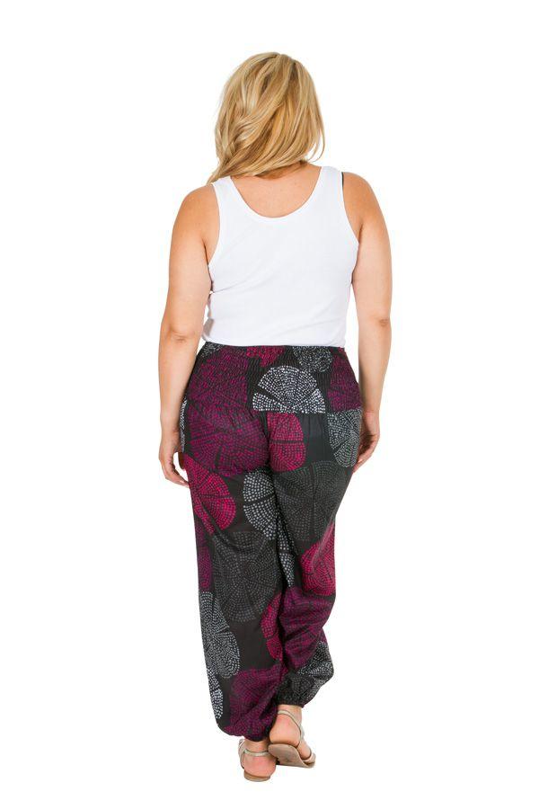 Pantalon pour femme pulpeuse élégant et confortable Krisna 309746