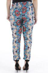 Pantalon pour femme très élégant et imprimé zen Zimba 310398