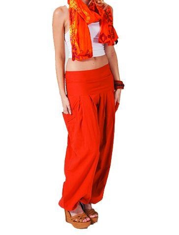 Pantalon Rouille pour Femme Yoga ou Détente 267440