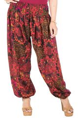Pantalon size plus idéal été avec coupe bouffante Galla 295121