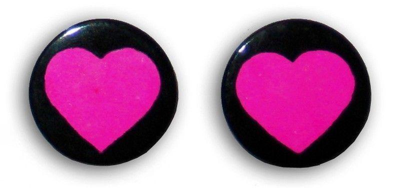 Plug pink heart 241222