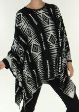 Poncho pour Femme très mode Ethnique et Amérindien Aponi 278268