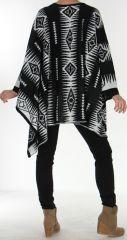 Poncho pour Femme très mode Ethnique et Amérindien Aponi 278270