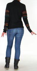 Pull Ethnique et Tendance Colorée pour Femme Tasmia Anis 278344