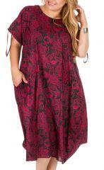 Robe ample et féminine femme grande taille Meily 313165