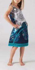 Robe colorée fille Abella 268004