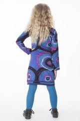 Robe colorée style espagnol pour enfant 287217
