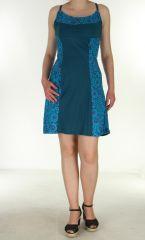 Robe courte à bretelles fine et réglable Maorée 299651