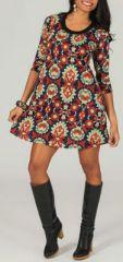 Robe courte Aiyana pas cher 274218