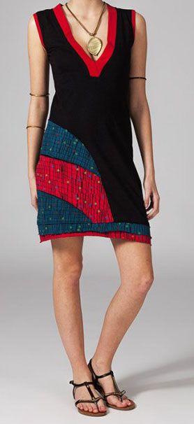 Robe courte d'été originale Ugoline 269024