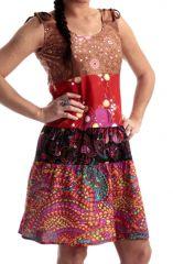 Robe courte d'été Pas ChèreTendance et Colorée Miloyl 285899