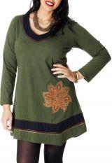 Robe courte en Grande Taille Originale et Ethnique Tessa 286967
