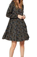 Robe courte femme bohème mode chic fluide boho Shelby