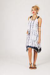 Robe courte femme originale tie & die Betsy 288145