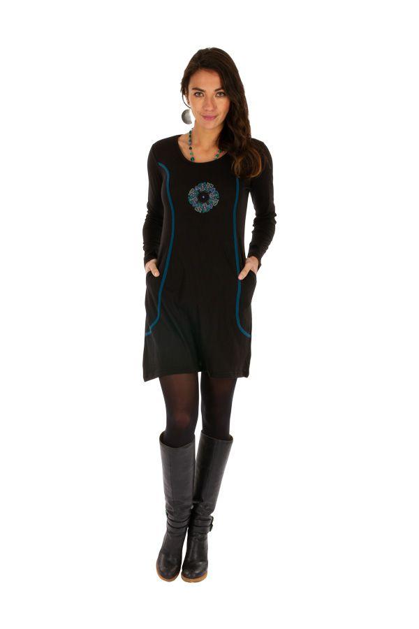 Robe courte idéale pour femme moderne et atypique Gamba 312696