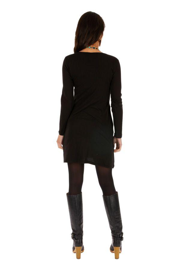Robe courte idéale pour femme moderne et atypique Gamba 312697