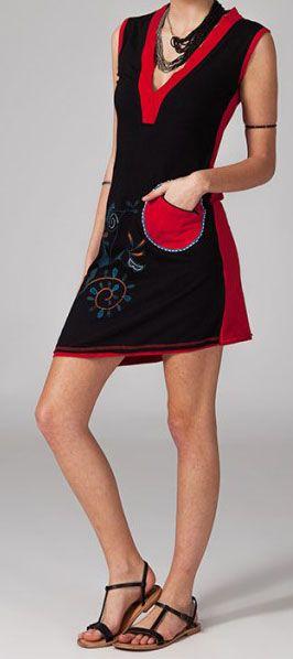 Robe courte originale Paloma 269060