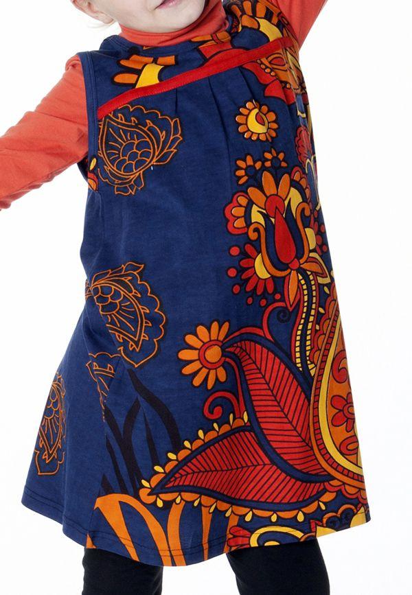 Robe courte sans manche pour enfant 287363