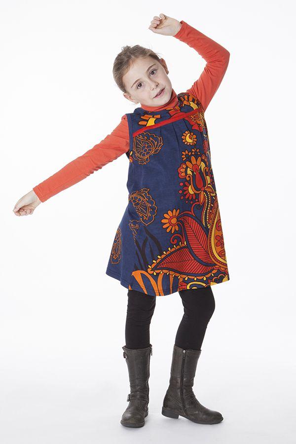 Robe courte sans manche pour enfant 287364