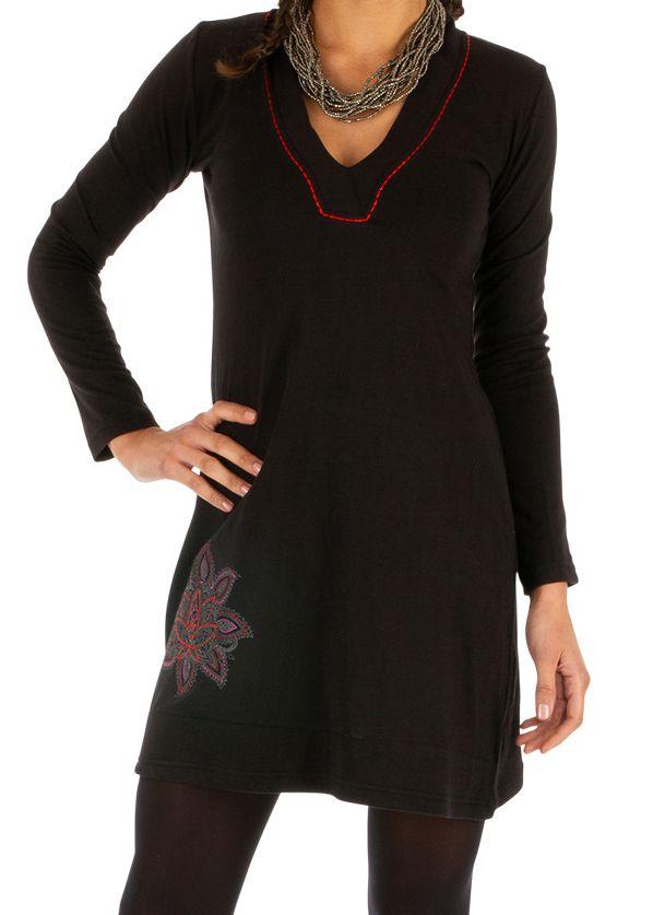 Robe courte tendance très féminine et originale Damara 313901