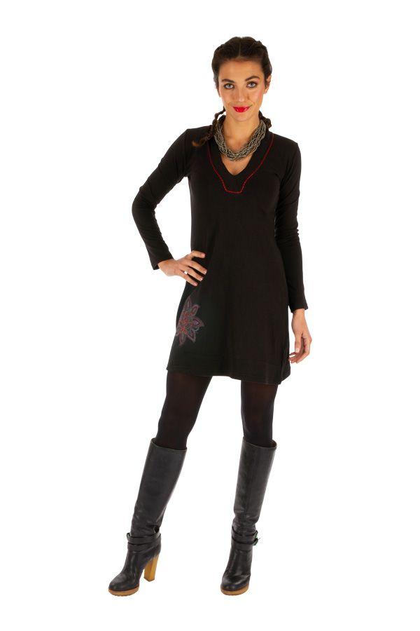Robe courte tendance très féminine et originale Damara 313902