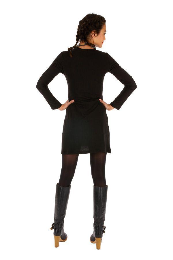 Robe courte tendance très féminine et originale Damara 313903