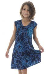 Robe d'enfant Ethnique et Gaie idéale pour une cérémonie Pauline 312415