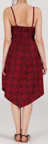 Robe d'été Asymétrique et Originale ASSIA Bordeaux RM343 272998