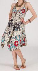 Robe d'été Asymétrique et Originale ASSIA Imprimée RM348 272986