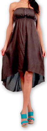 Robe d'été Elegante à bustier Originale et Chic Donna Grise 277023