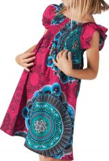 Robe d'été pour Enfant Ethnique et Colorée Nash Rose 279869