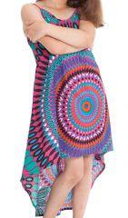 Robe d'été pour enfant Originale idéale Cérémonie Rika Mandalas 280576