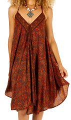 Robe d'été pour femme ample et originale Bansang Multi 314620