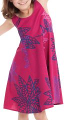 Robe d'été pour Fille Colorée et Pas chère Nala Rose 280136
