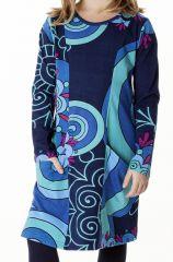 Robe d'hiver colorée et originale pour enfant 287212