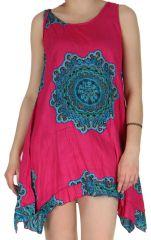 Robe de plage Asymétrique et Colorée Natasha Rose 282418