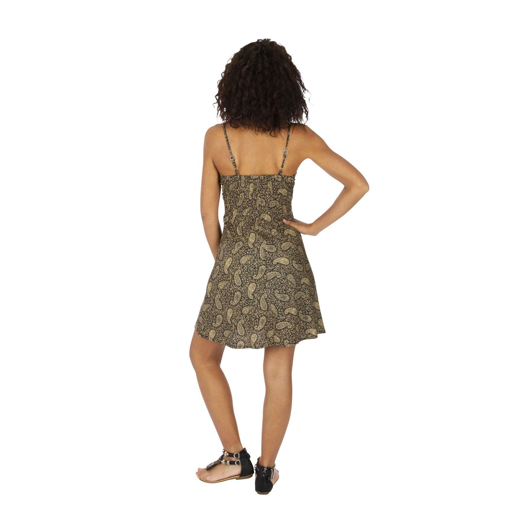 Robe de plage tendance caraco femme été Ondine