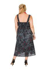 Robe de soirée fleurie femme grande taille Lounyma 309264