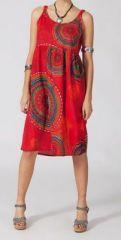 Robe ethnique Cyrielle N10 268163