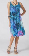 Robe ethnique Cyrielle N11 268165