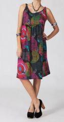 Robe ethnique Cyrielle N2 268147